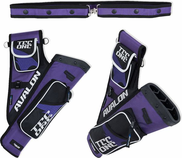 Avalon NEW Tec One Quiver - Purple