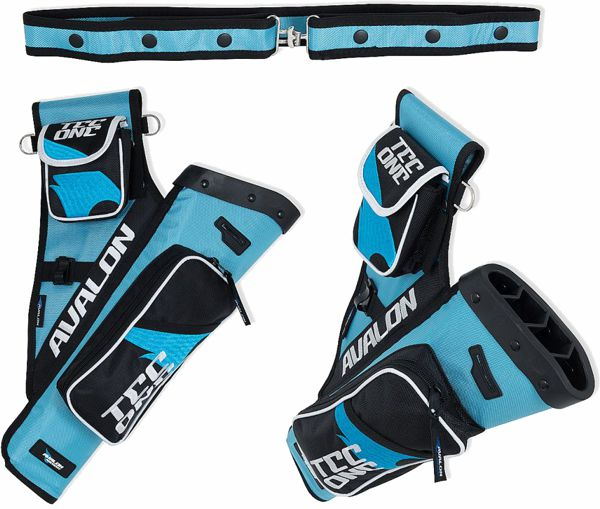 Avalon NEW Tec One Quiver - Turquoise