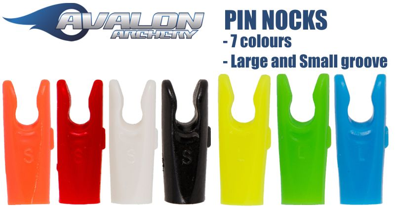 Avalon Pin Nocks (pk/50)