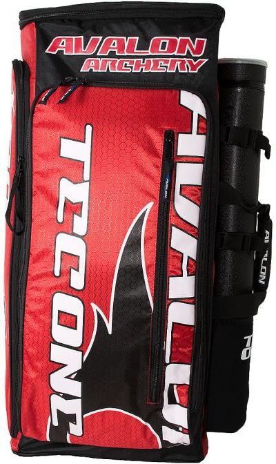 Avalon Tec One Full Option Backpack - Red