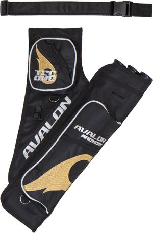 Avalon Tec One Quiver - Dark Gold