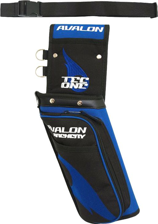 Avalon Tec One Field Quiver - Blue