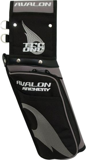 Avalon Tec One Field Quiver - Gray