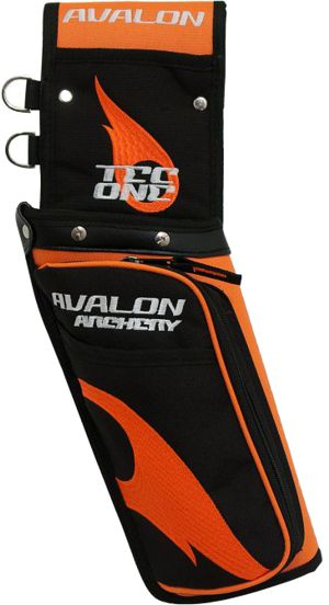 Avalon Tec One Field Quiver - Orange