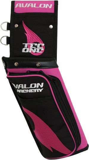 Avalon Tec One Field Quiver - Pink