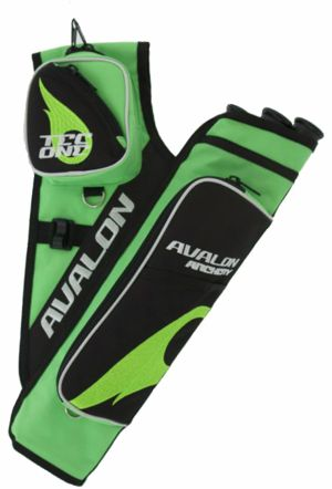Avalon Tec One Quiver - Green