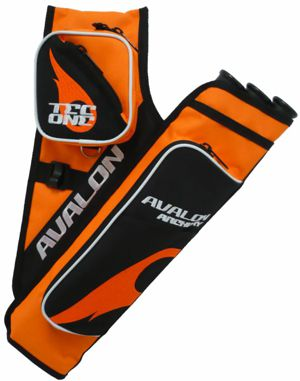 Avalon Tec One Quiver - Orange