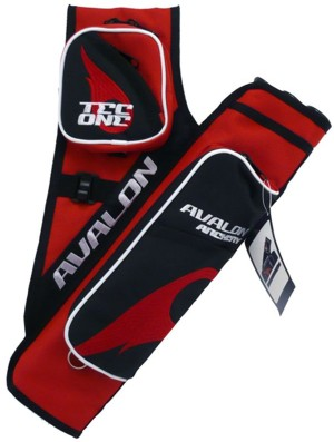 Avalon Tec One Quiver - Red