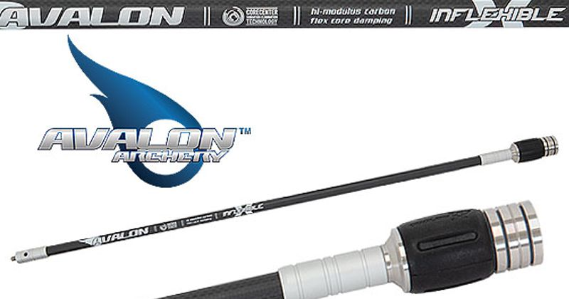Avalon Tec X Inflexible Long Rod