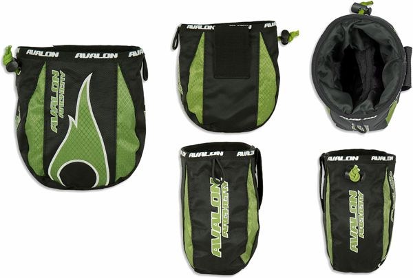 Avalon Tec X Release Pouch - Green