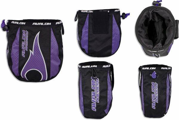 Avalon Tec X Release Pouch - Purple