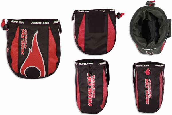 Avalon Tec X Release Pouch - Red