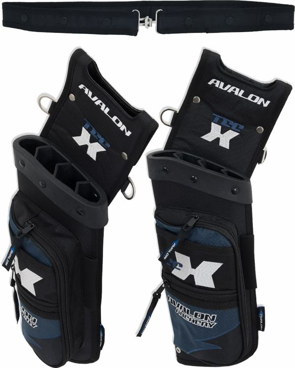 Avalon Tec X Field Quiver - Dark Blue