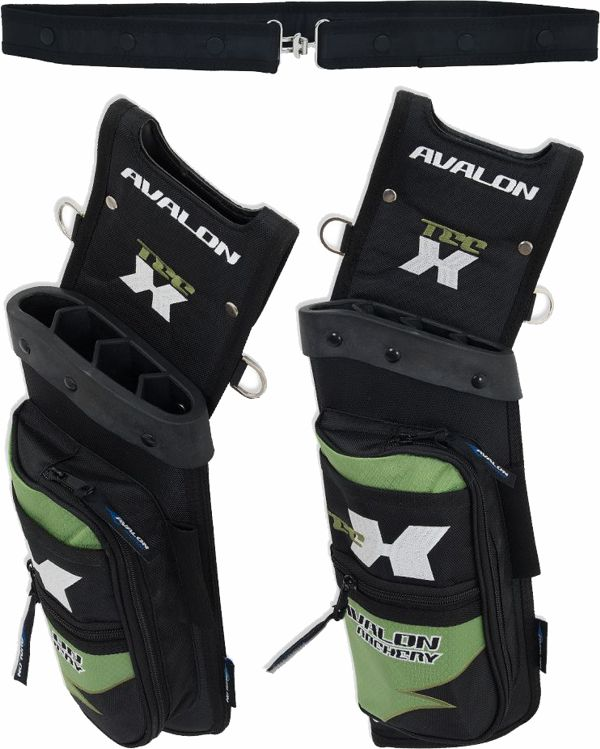 Avalon Tec X Field Quiver - Green