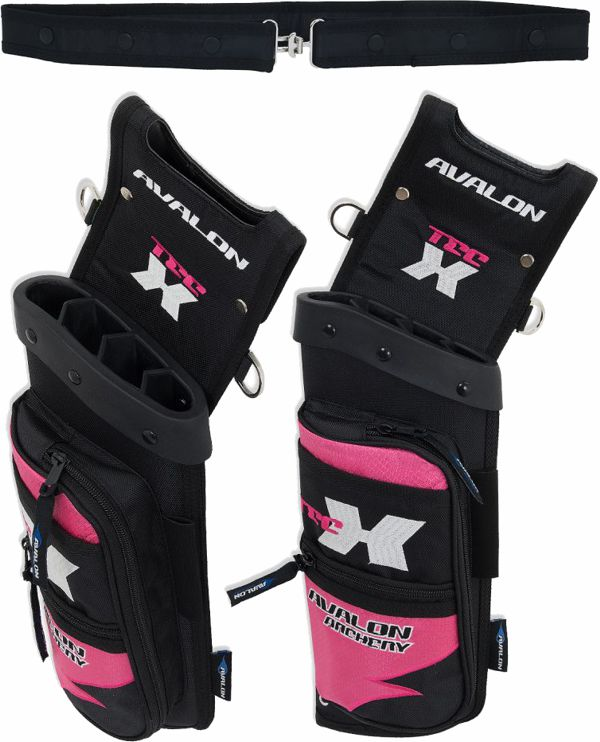 Avalon Tec X Field Quiver - Pink