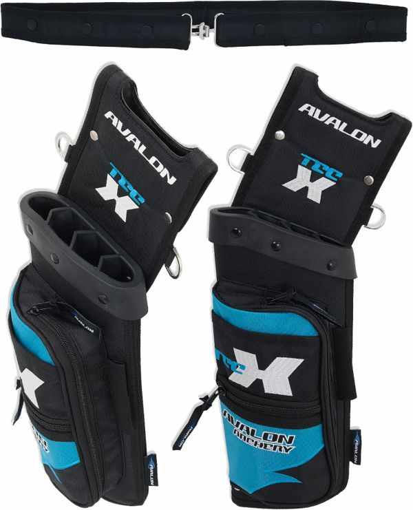 Avalon Tec X Field Quiver - Turquoise