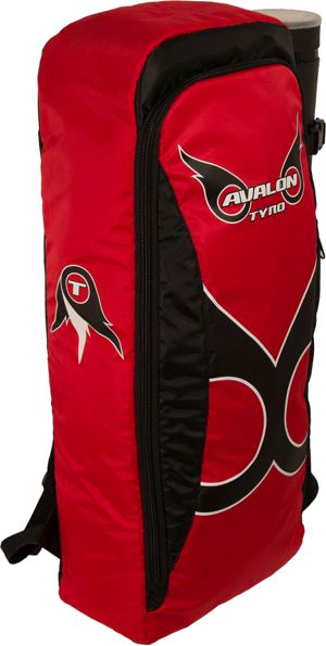 Avalon Tyro Backpack - Red