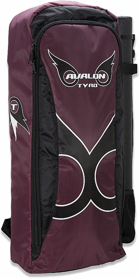 Avalon Tyro Backpack - Burgundy