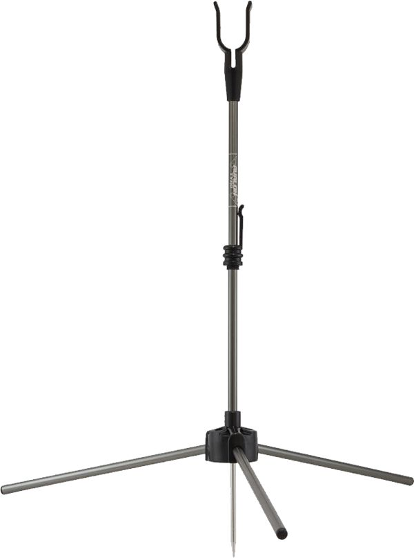 Avalon Tyro Bow Stand - Titanium Grey