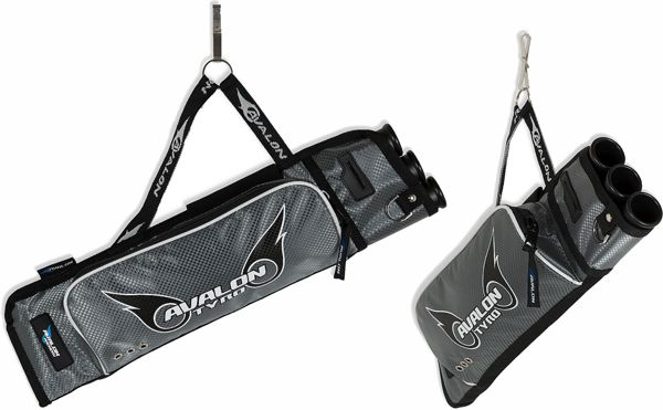 Avalon Tyro Quiver - Grey