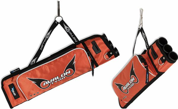 Avalon Tyro Quiver - Orange