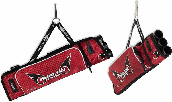 Avalon Tyro Quiver - Red