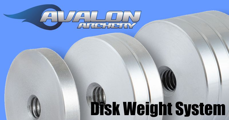 Avalon Weight - Quadruple Disk (112g)
