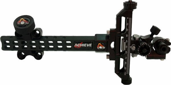 Axcel Achieve Carbon CX Compound Sight - 6in extension