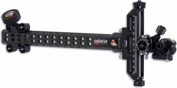 Axcel Achieve Carbon CX Compound Sight - 9in extension