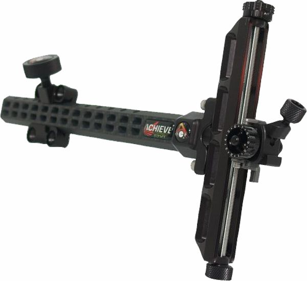Axcel Achieve Carbon RXL Recurve Sight - Black
