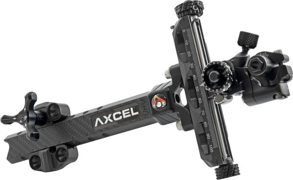 Axcel Achieve XP - Compound 6in - Black