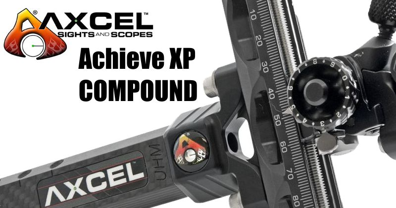 Axcel Achieve XP - Compound 9in