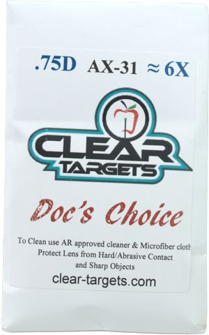 Axcel / Clear Targets Docs Choice Lens