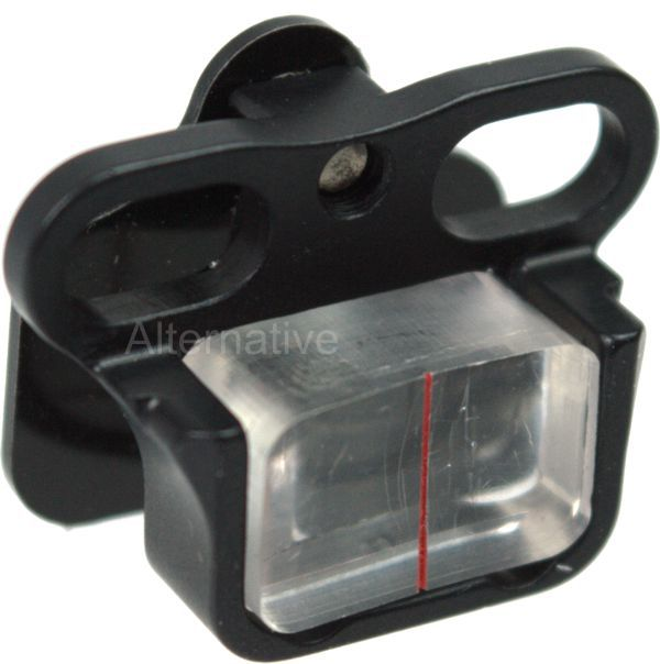 Axcel AX Series Magnifier Sight Scale