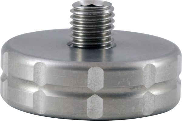 Axcel Stainless Steel Weight - 1.25in - 2oz - Silver