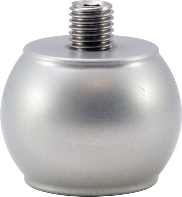Axcel Stainless Steel Weight - 1.25in BALL SHAPE - 4oz - Silver