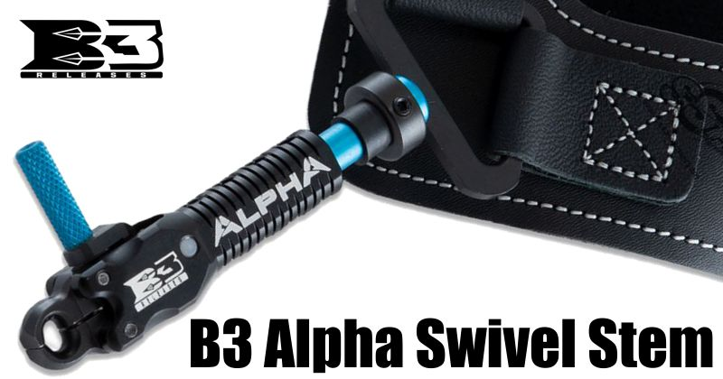 B3 Alpha Swivel Stem