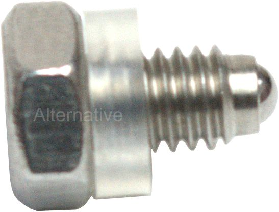 Beiter Pressure Button SPARE PART - Spring-ball (complete)