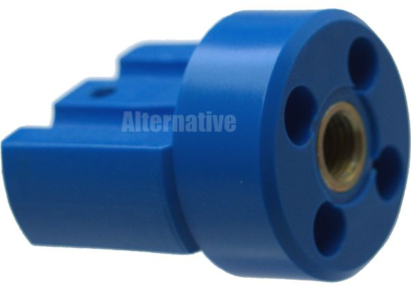 Beiter Adapter (IN) for Centralizer - single - Blue without pins