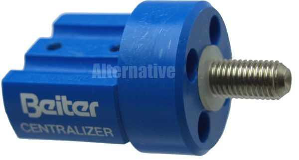 Beiter Adapter (OUT) for Centralizer - single - Blue 16mm