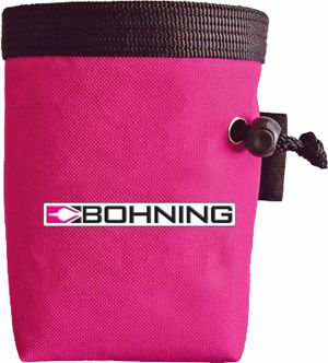 Bohning Accessories Bag - Pink