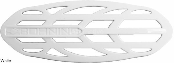 Bohning D-Flector Arm Guard - white