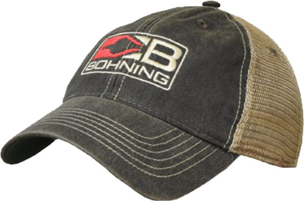 Bohning Distressed Hat