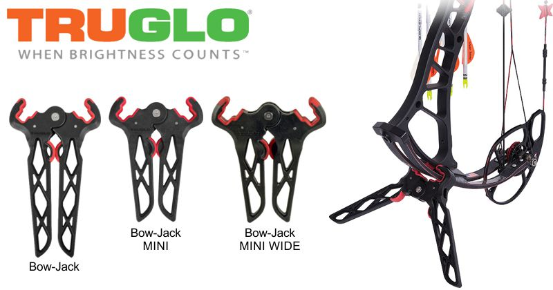 TruGlo Bow-Jack MINI WIDE