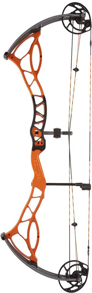 Bowtech Fanatic 2.0 SD - Orange