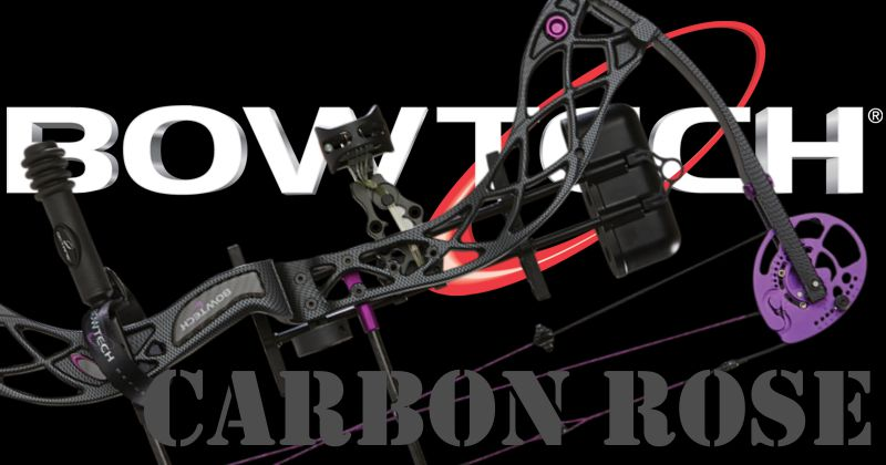 Bowtech Carbon Rose (2018)