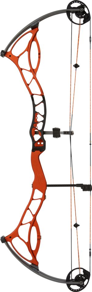 Bowtech Fanatic 3.0 (2018) - Orange