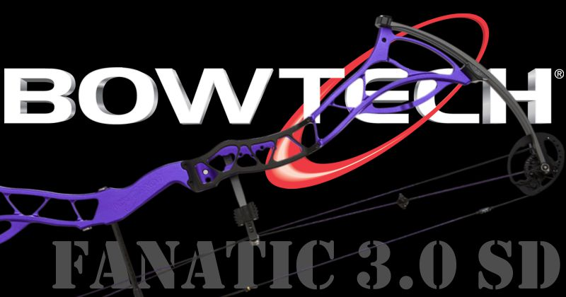 Bowtech Fanatic 3.0 SD (2018) - SALE