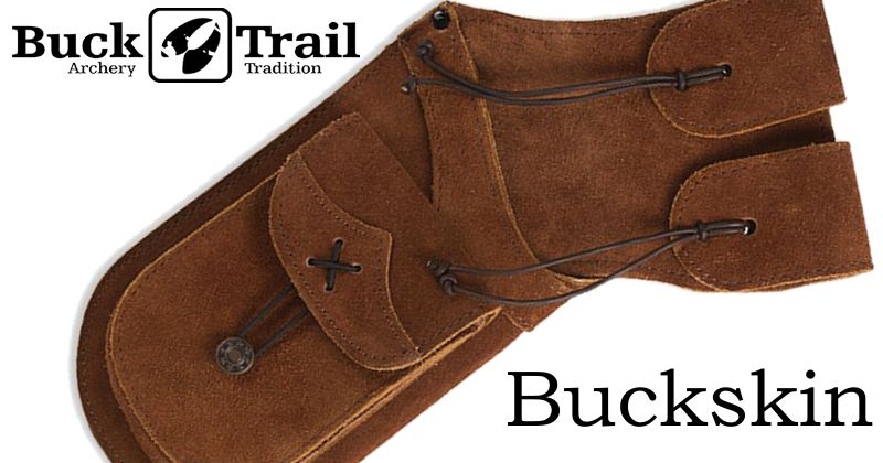 Buck Trail Traditional Buckskin Field Quiver