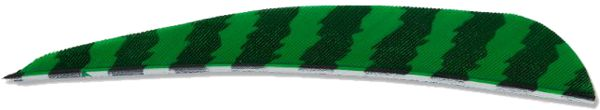 Buck Trail Feather Barred - Green